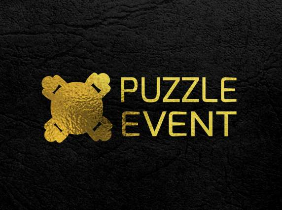 Puzzle-Event-Logo-Mockup